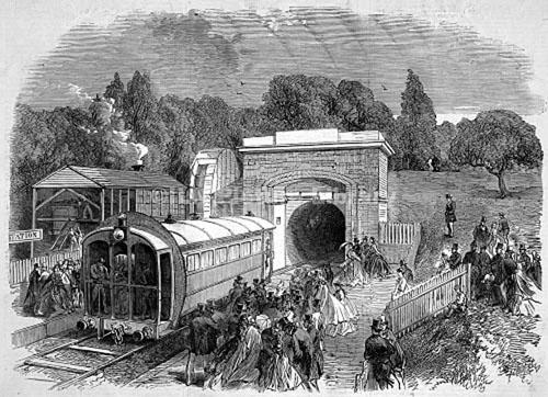 Hyperloop Past History