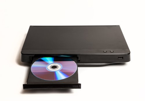 Blu-ray Player HD DVD Player