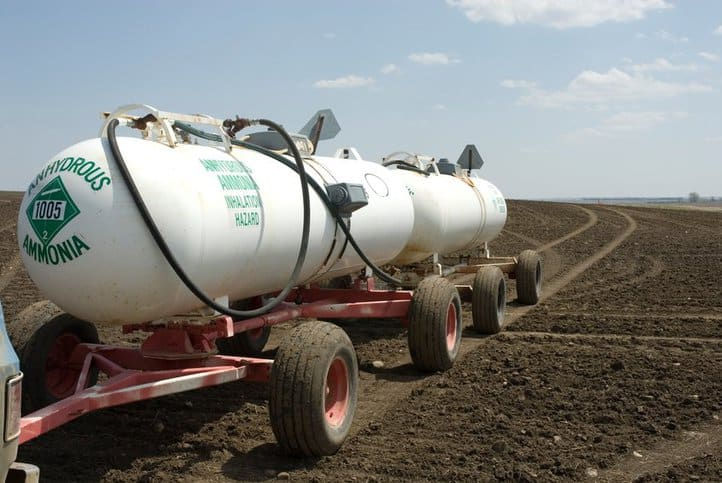 Storage and Handling of Anhydrous Ammonia