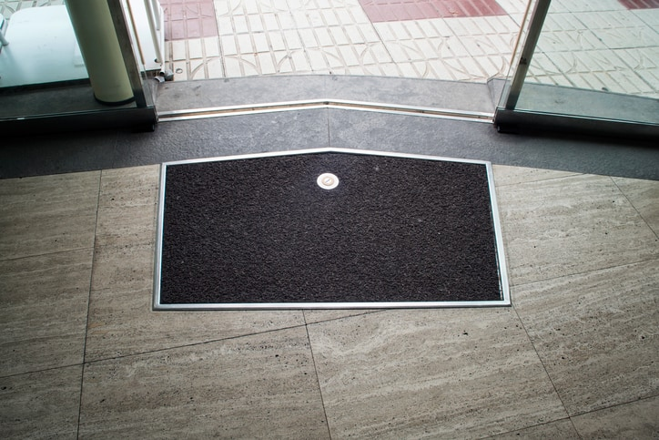 LEED Credit Floor Mat