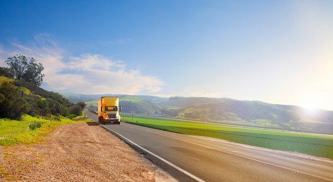 Self-Driving Truck Job Loss