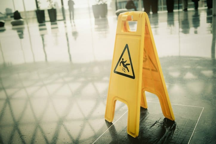 ANSI/ASSE A1264 Addresses Safety for Workplace Surfaces