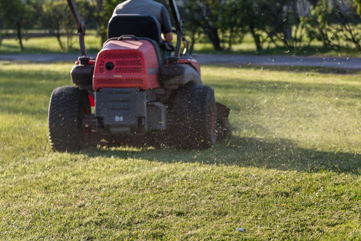 ANSI OPEI B71.4 Commercial Turf Care Changes