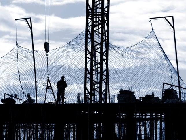 Debris Safety Net Construction ANSI/ASSE A10