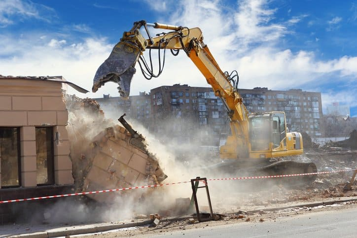 ANSI/ASSE A10.6-2006 (R2016) Safety and Health Requirements Demolition Operations