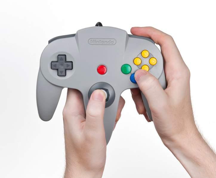 Evolution Of Video Game Controller Design Ansi Blog