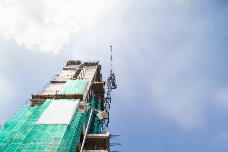 Safety Net Construction ANSI/ASSE A10