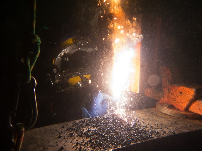 Underwater Welding Code – AWS D3.6M:2017