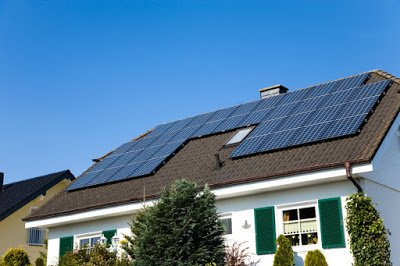 Solar Panels Weather Damage and Theft