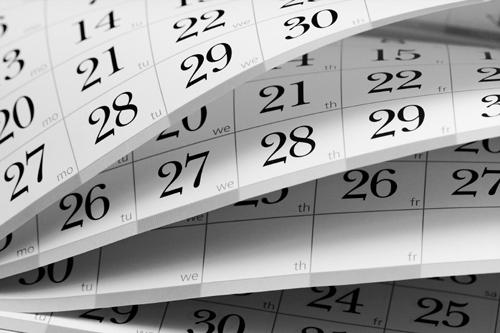 History of the Standard Gregorian Calendar