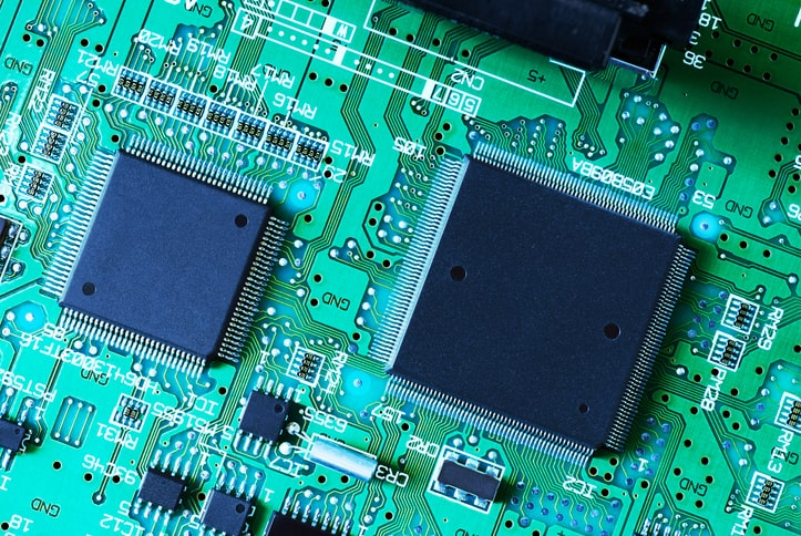 3D Semiconductor Components