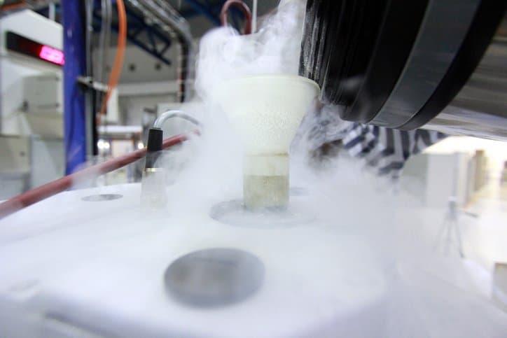 Nitrogen Cryogenic Liquid Tank Truck