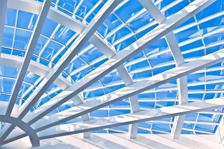 Massive window ceiling in Atlanta following the North American Fenestration Standard.