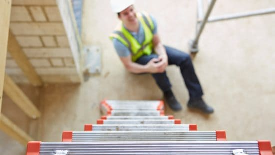 Common Causes of Ladder Accidents Overreaching
