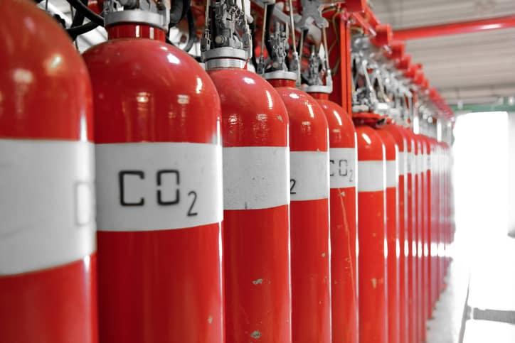 Carbon Dioxide Extinguisher NFPA 12 2018
