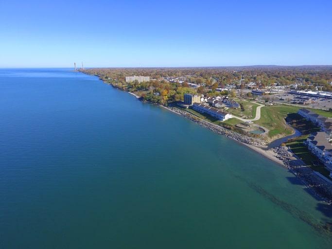Microcystins Cyanobacteria Lake Erie