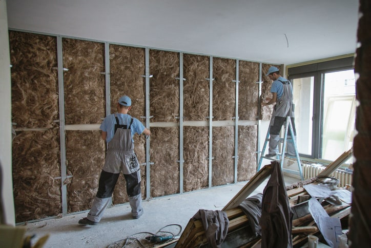 Asbestos Carcinogen Construction Building Dangers