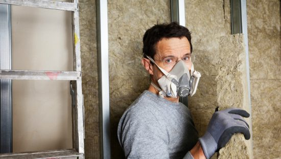 Asbestos Carcinogen Construction Building Dangers