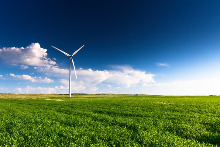 Total Wind Power Turbines Capacity