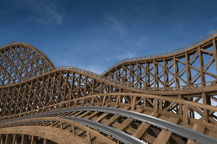 ASTM F770-18 Roller Coaster Amusement