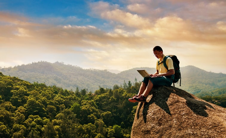 Managing information risk while hanging on cliff to represent ISO/IEC 27005:2018