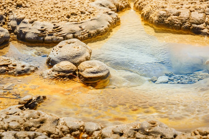 Hydrogen Sulfide Smell Yellowstone