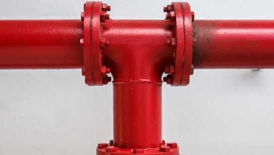 Red flanges as ANSI Class Flanges in ASME B16.5 2017