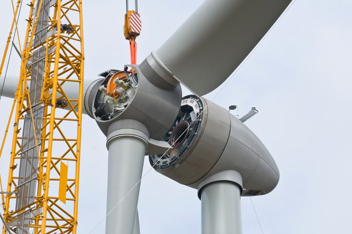Wind Turbine Installation ANSI ASSP A10.21 2018