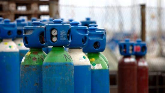 Industrial Arsine Gas CGA G 16 2018