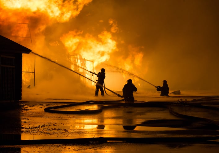 NFPA 1001-2019: Standard for Fire Fighter Professional Qualifications.