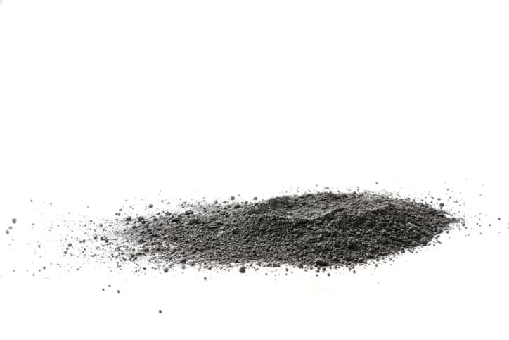 Combustible dust black and specified in NFPA 652-2019
