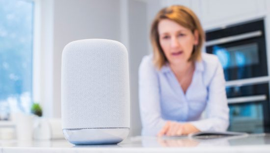 Digital Assistant Voice Recognition Speech