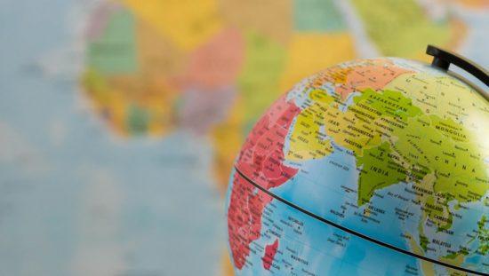 ISO Date Format Globe