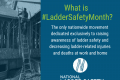 Third National Ladder Safety Month What is ALI