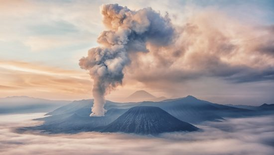 Volcanoes Climate Change ISO