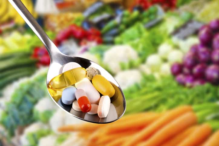 Dietary Supplements Standards ANSI Vitamins Safe