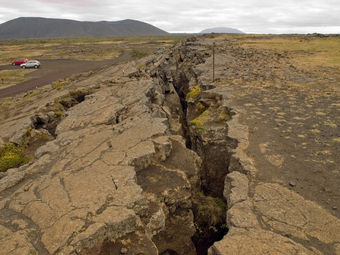 Fault line where earthquakes may happen and safety guidelines outlined in IEEE 693