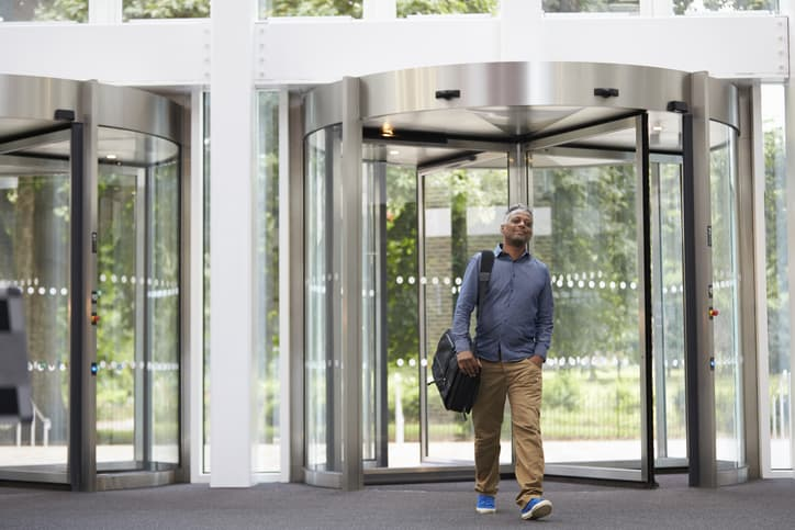 ANSI/BHMA A156.27-2019: Power And Manual Operated Revolving Pedestrian Doors