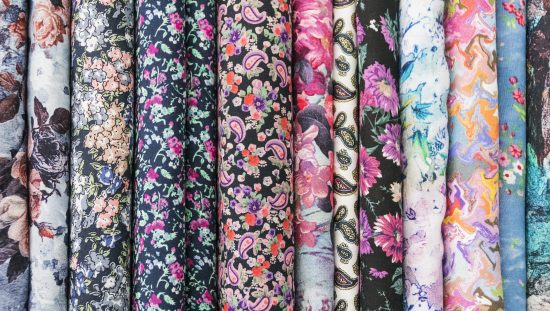 Textile Standards and the Benefit of an Unmade Bed, Floor coverings, fabrics, upholsterers