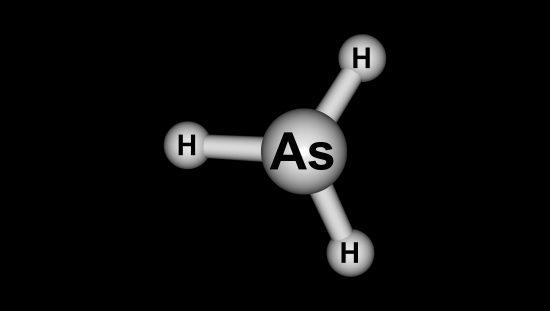 Arsine CGA G-16 Standard
