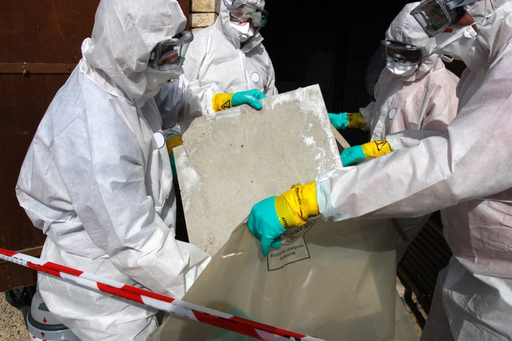Asbestos Removal Standards EPA OSHA ANSI AARST
