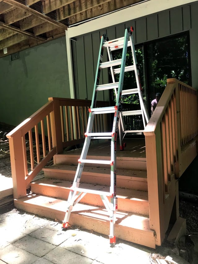 Articulated Ladders Safety Tips ALI ANSI