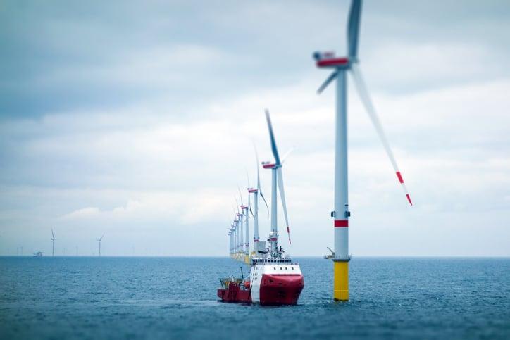 Offshore Wind Farm Standard IEC 61400-3-1