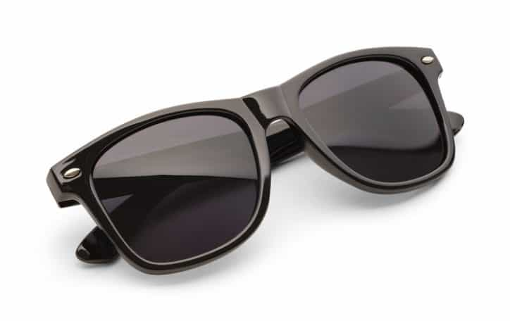 Cool pair of ANSI Z80.3 sunglasses